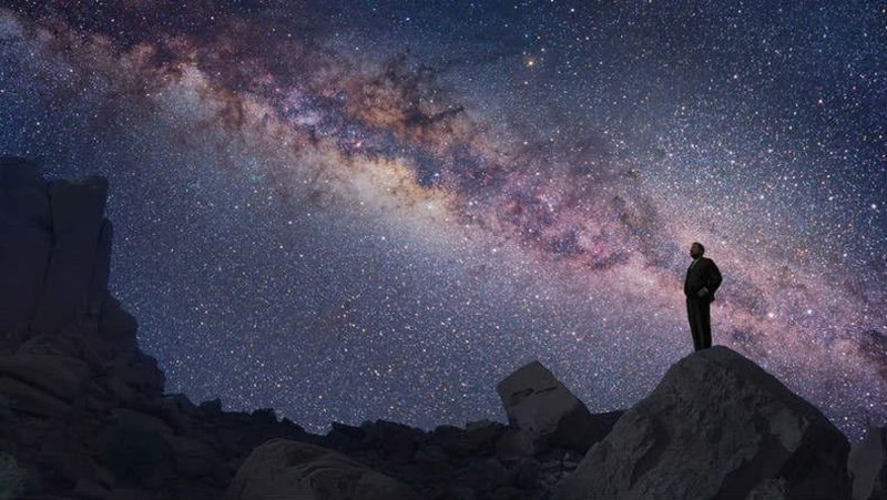 deep space-gaze